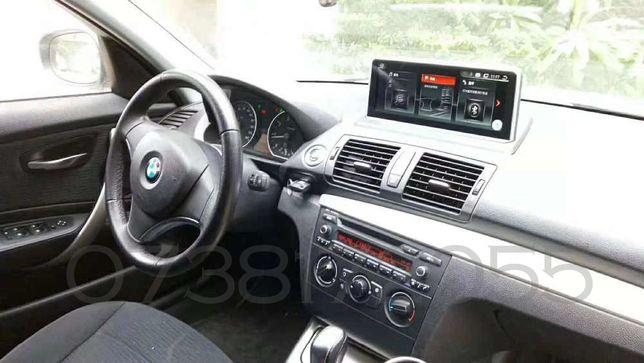 Navigatie BMW Seria 1 E81 E82 E87 E88 GPS Android Bluetooth Internet