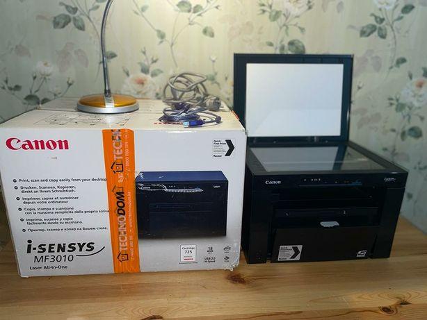 Canon i-SENSYS MF3010 черный