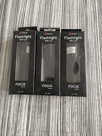 Lanterna Elwis Focus A300