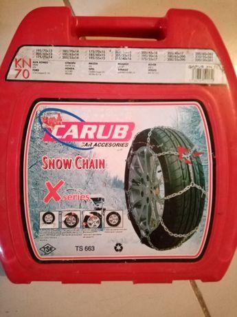 Вериги за сняг САRUB X series