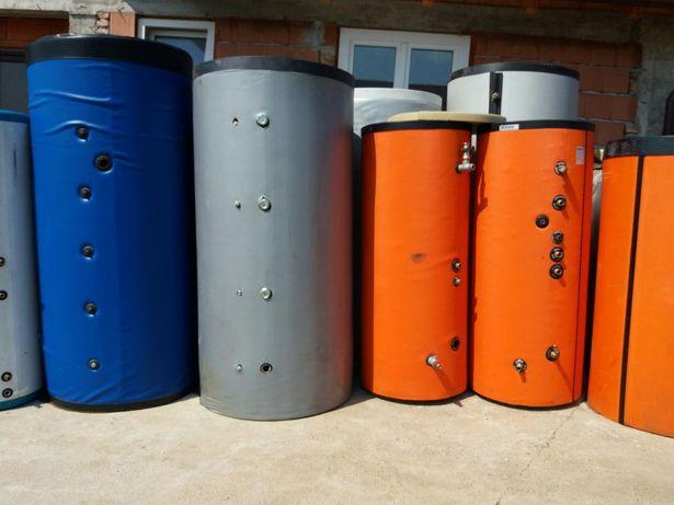Puffer Boiler Pufer izolate -500-800-1000.Litri..