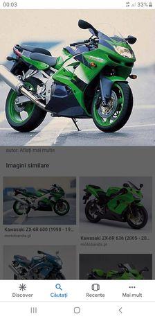 Piese Kawasaki zx6 ninja