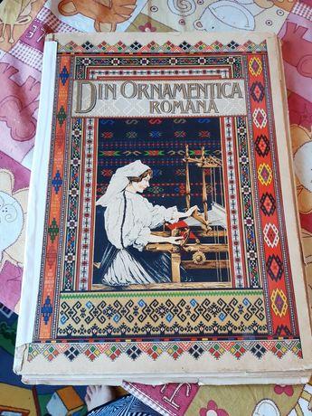 Carti foarte vechi lucru manual