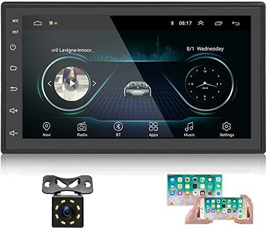 Универсална 7 инча мултимедия за кола 2DIN,Android,GPS,навигация