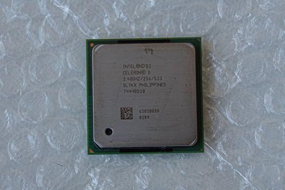 Процесор Intel Celeron D 320