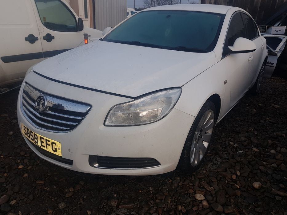 Dezmembrez Opel Insignia Buzau - imagine 1