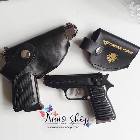 Зажигалка пистолет газовая