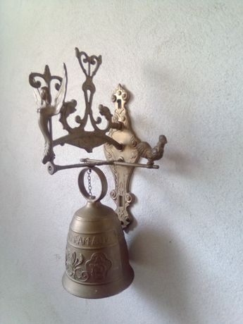 Clopot pentru poarta,usa , din bronz masiv