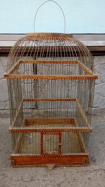 Клетка для птички.