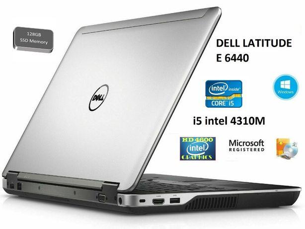 Dell Latitude E6440 14 inch HD+, Intel Core i5-4310M 2.70GHz, 16Gb Ram
