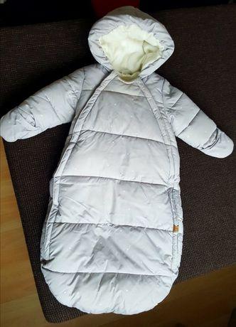 Sac de iarna pentru bebelusi H&M