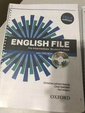 English file pre-intermediate third edition