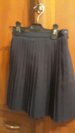 Школьная юбочка для девочек