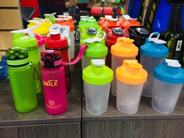 Шейкеры для спортивного питание , бутылка для воды - НОВЫЙ в Нур-Султа