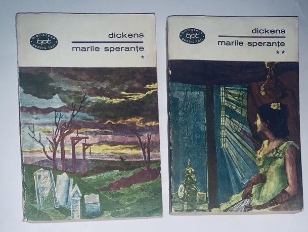 1962!! Marile sperante vol. 1, 2 C. Dickens