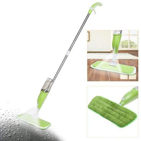Спрей моп за бързо и лесно почистване на под