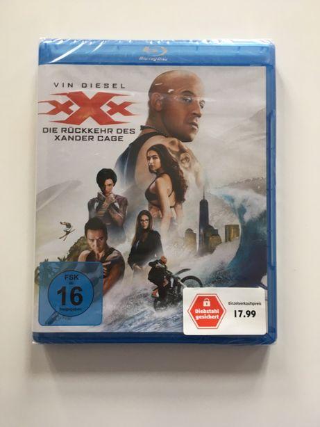 XXX: Return of Xander Cage Vin Diesel film original BlueRay disc nou