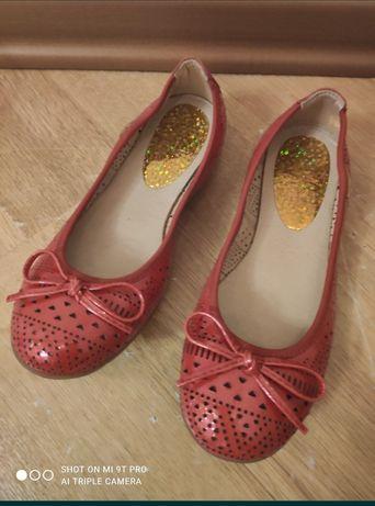 Красные туфли Pablosky
