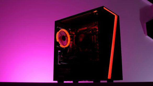 Геймърски компютър i7 2600 8x 3.80 GHz/RX 470 4gb, 8gb ram Gaming