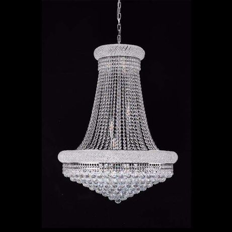 Candelabru cristal autentic clasic 100cm X 80cm Silver