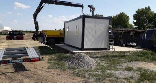 Vând container modular stil birou