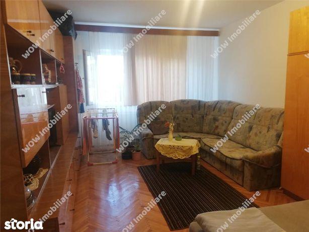 Apartament cu doua camere de vanzare in Sibiu zona Calea Dumbravii