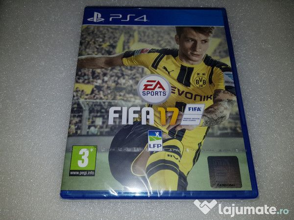 Joc fifa 17 pentru playstation 4 - sigilat