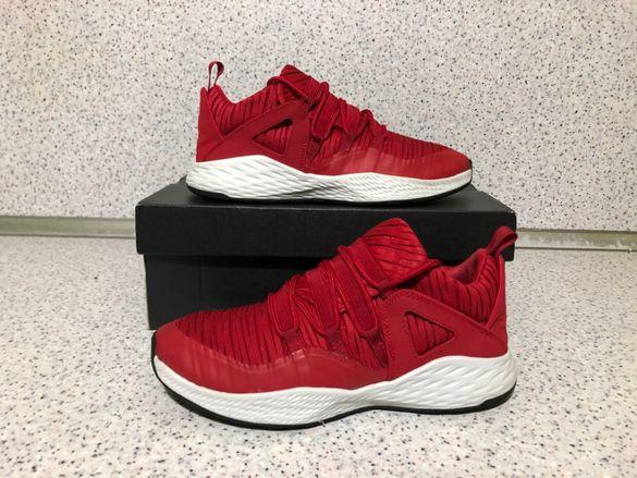 ОРИГИНАЛНИ *** Nike Air Jordan 23 Low Bg / Gym Red White