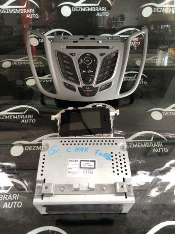 Sistem audio radio cd display grile ventilatie Ford Grand C Max 2