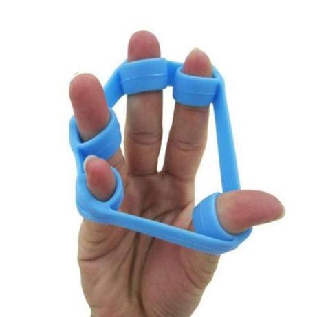 Силиконов ринг за трениране пръсти, захват