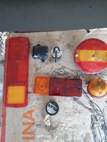 Части и светлини за Т150
