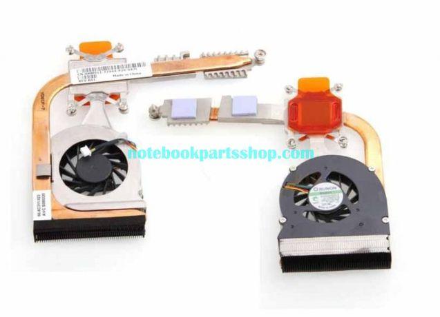 Sistem Racire Cooler + Radiator Dell XPS M1330 M1530 Intel Nvidia