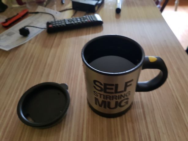 Cană (self stirring mug)