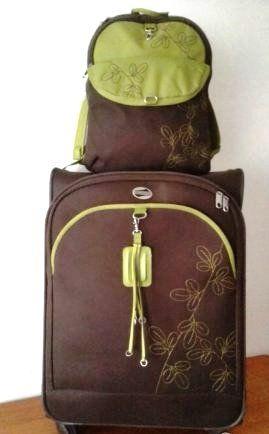Раница и куфар American Tourister/SAMSONITE