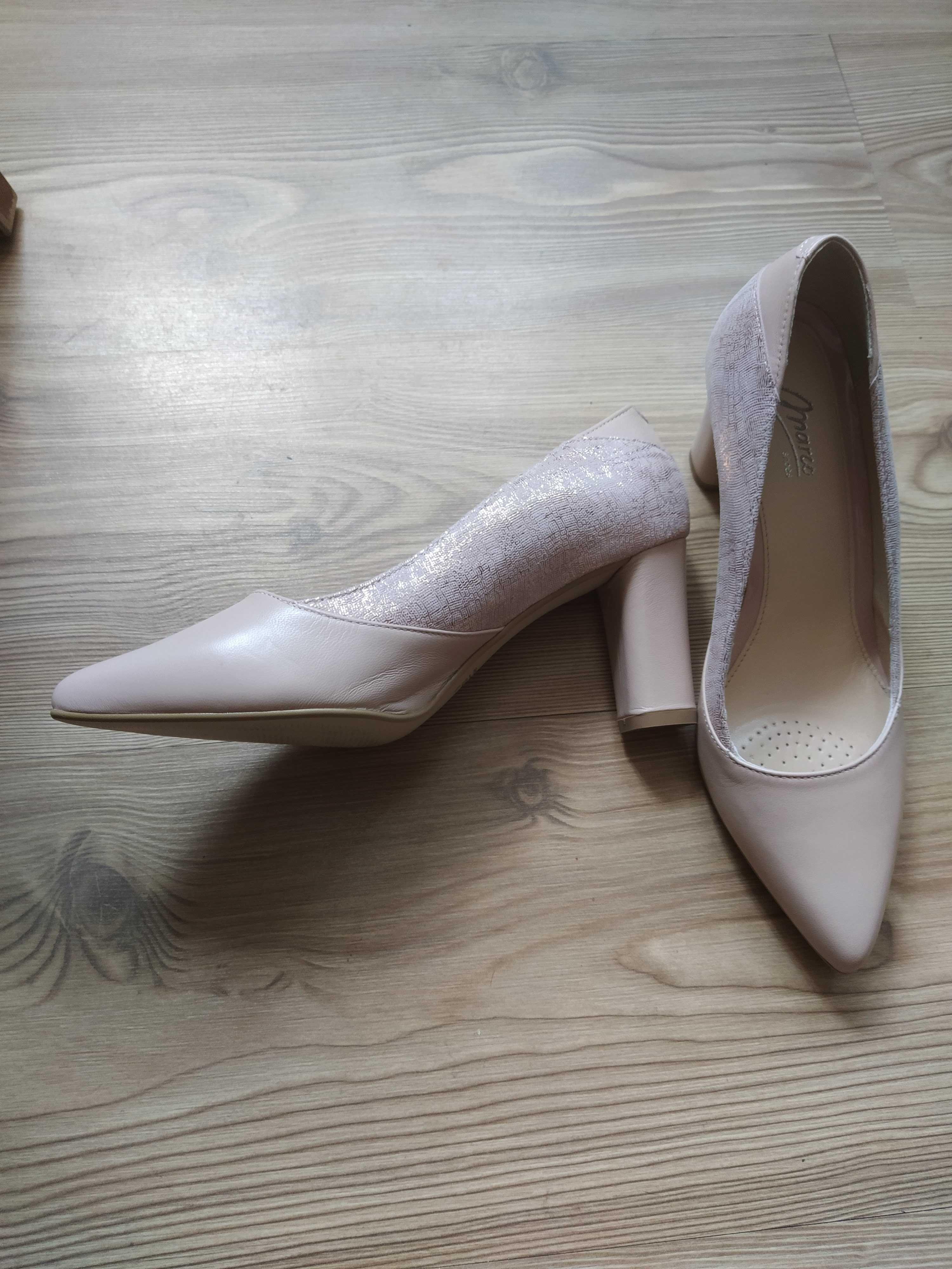Pantofi piele nr. 38