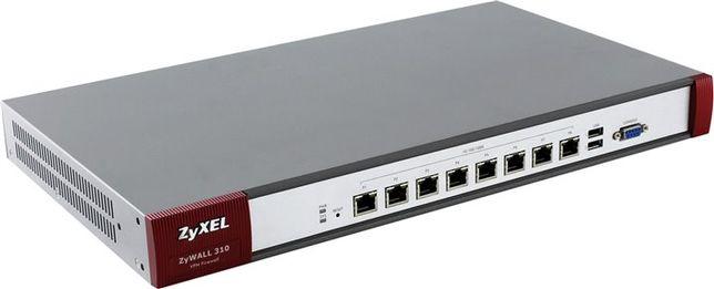 Межсетевой экран Zyxel ZyWALL 310, Rack, 8 конфигурируемых портов GE,