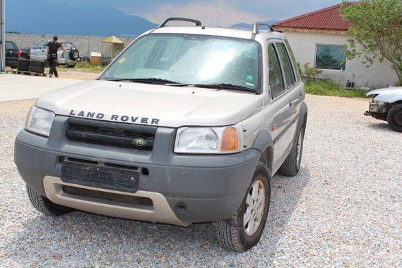 Land Rover Freelander 1999-1.8 Benzin