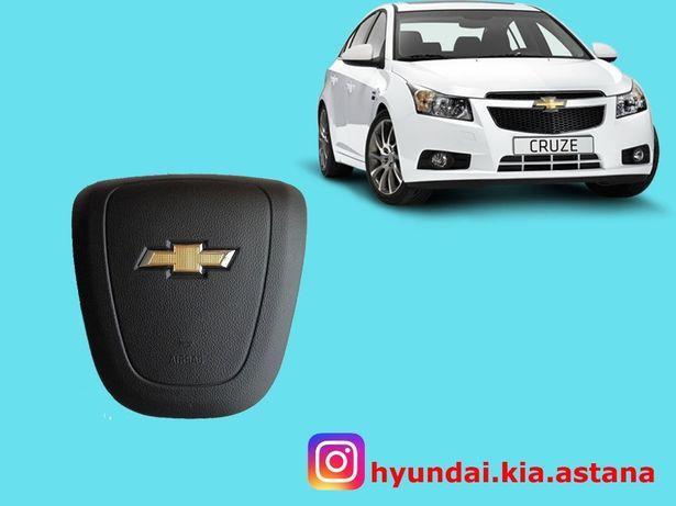 Заглушка подушки безопасности руля AirBag Kia Hyundai Chevrolet Астана