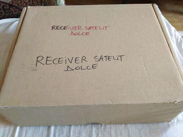 Receiver satelit  u cartela inclusa în el
