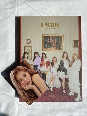 ~ (G)-DLE - I Made (2nd Mini Album) K-Pop албум