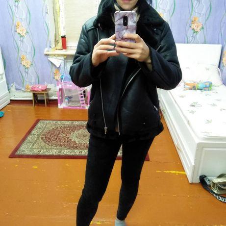 Куртка (дублёнка) размер 44