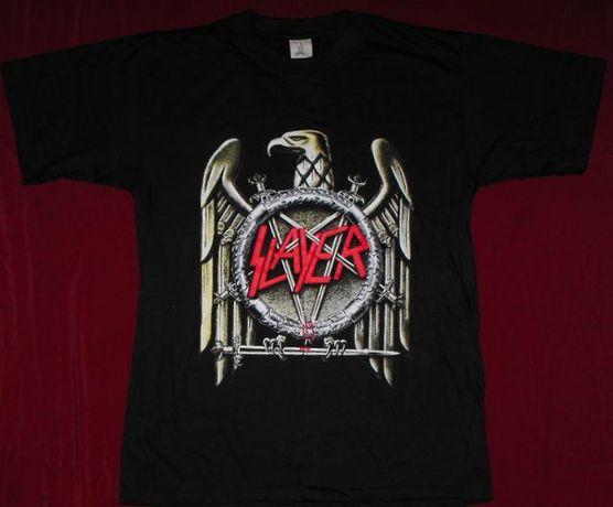 Tricou ri Slayer - Los Angeles.,Divine Intervention,Vultur