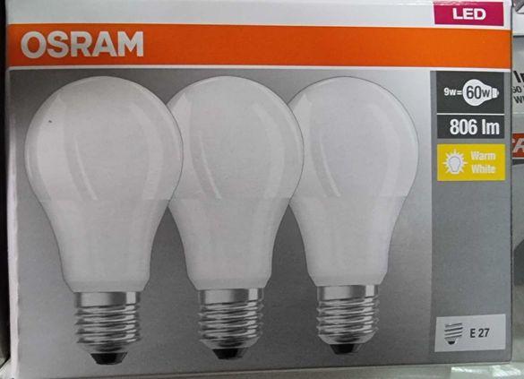 Крушки LED E27 E14 GU10