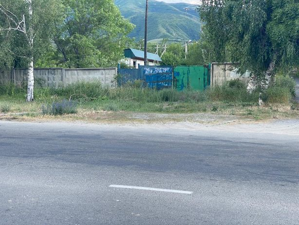 Земельный участок в г. Текели