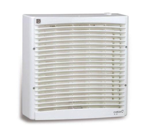 Вентилатор за монтаж на стена или стъкло