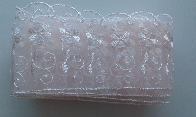 Розовая тисьма для шитья