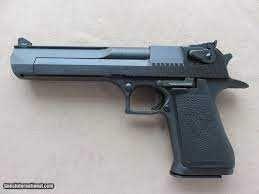 Pistol Airsoft Desert Eagle U.S.A Edition 4,7jouli Metal