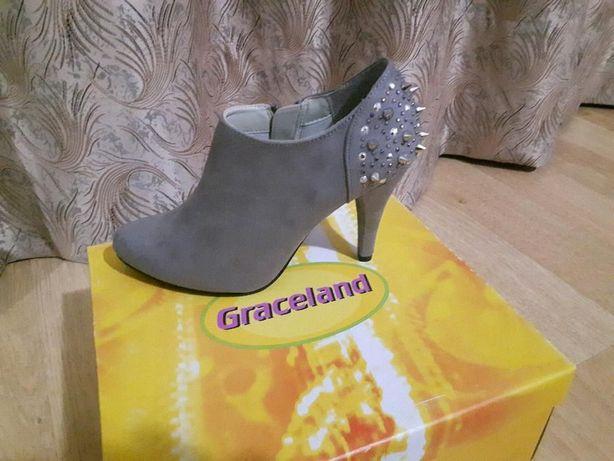 Pantofi cu tinte Graceland nr 37 noi