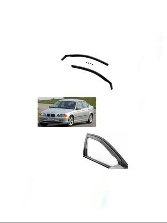 Ветробрани BMW 3 серия E46 (1998+)- 4/5 врати-  (2бр.)