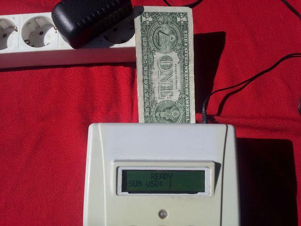 Aparat de verificat bancnote TRESMER DP-958